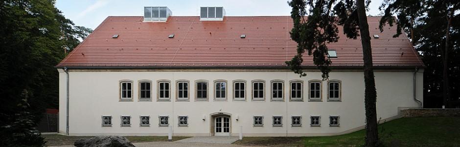 Blücherkaserne, Fassade