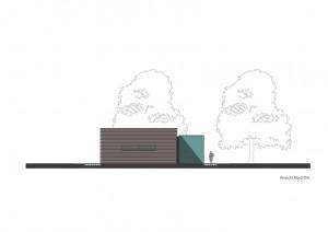 Haus der Wannseekonferenz - Ansicht NordOst