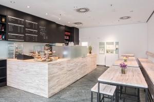 Café im Lichthof
