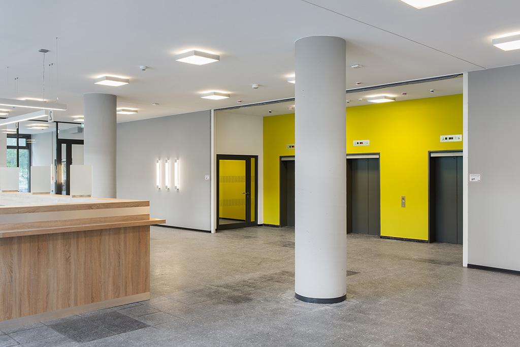 jobcenter berlin mitte r thnick architekten. Black Bedroom Furniture Sets. Home Design Ideas